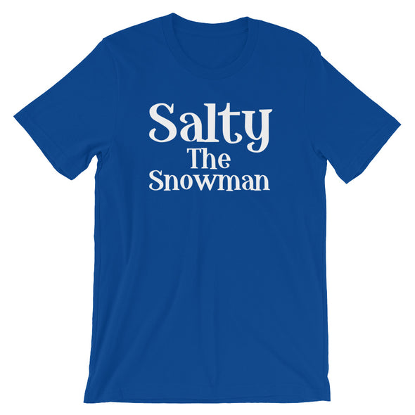 Salty The Snowman T-Shirt (Unisex)