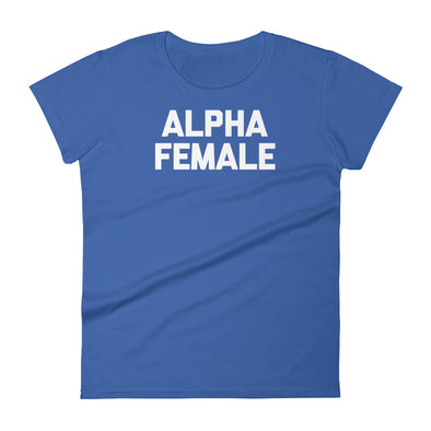 Alpha Female T-Shirt (Womens)