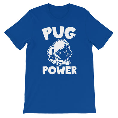 Pug Power T-Shirt (Unisex)