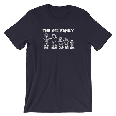 The Ass Family T-Shirt (Unisex)