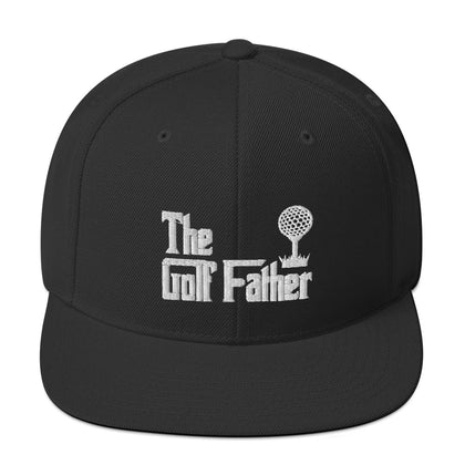 The Golf Father Snapback Hat