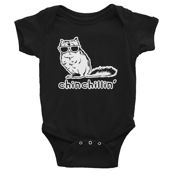 Chinchillin' Infant Bodysuit (Baby)
