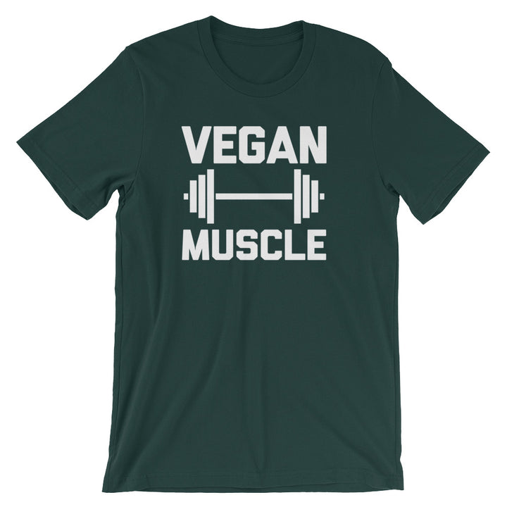 Vegan Muscle T-Shirt (Unisex)