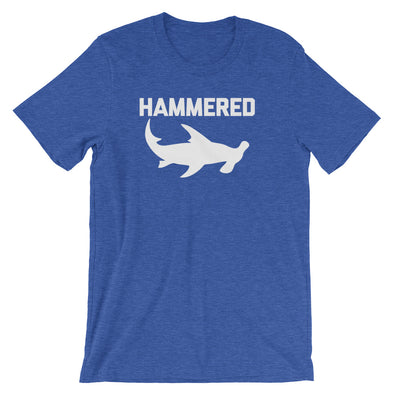 Hammered T-Shirt (Unisex)