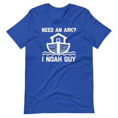 Need An Ark? I Noah Guy T-Shirt (Unisex)