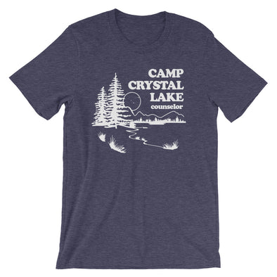 Camp Crystal Lake Counselor T-Shirt (Unisex)
