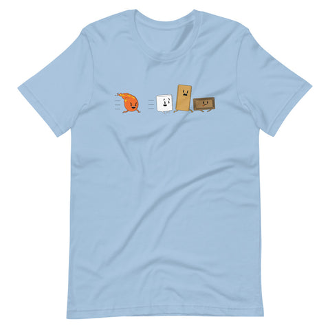 Give Me Some Of Those S'mores T-Shirt (Unisex)