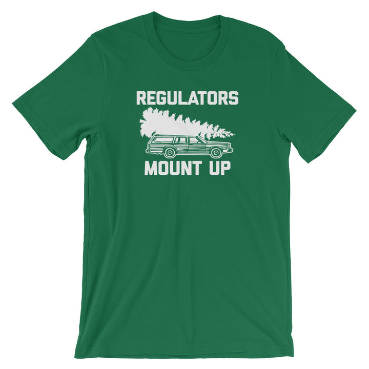 Regulators Mount Up T-Shirt (Unisex)