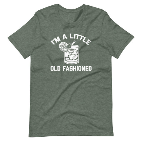 I'm A Little Old Fashioned T-Shirt (Unisex)