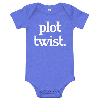 Plot Twist Infant Bodysuit (Baby)