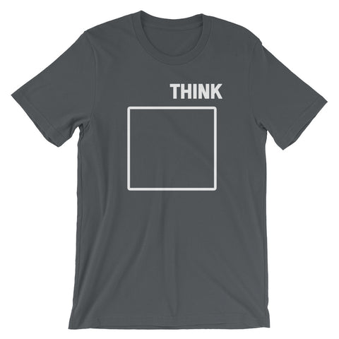 Think Outside The Box T-Shirt (Unisex)