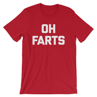 Oh Farts T-Shirt (Unisex)