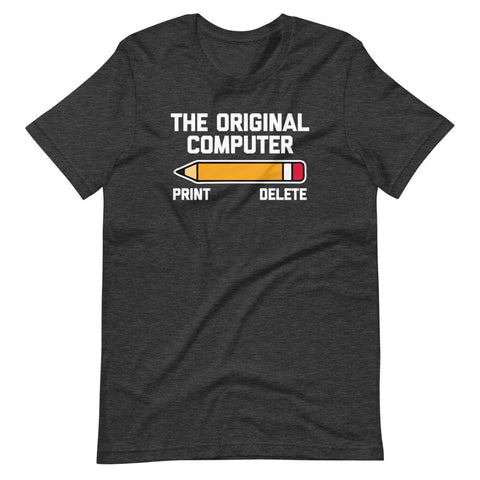The Original Computer T-Shirt (Unisex)