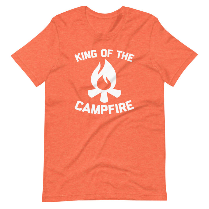 King Of The Campfire T-Shirt (Unisex)