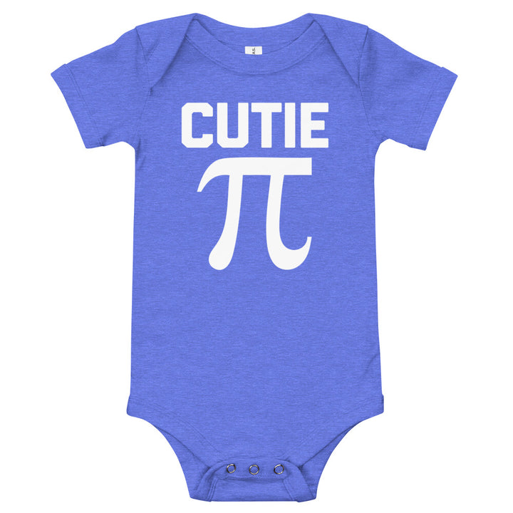 Cutie Pi Infant Bodysuit (Baby)
