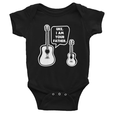 Uke, I Am Your Father Infant Bodysuit (Baby)