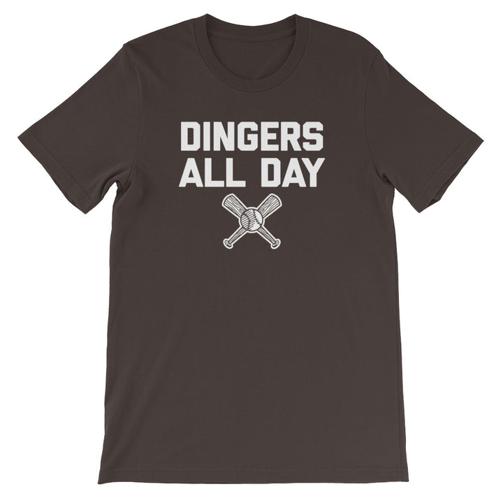 Dingers All Day T-Shirt (Unisex)