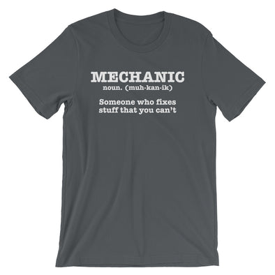 Mechanic T-Shirt (Unisex)