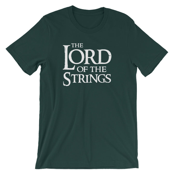 The Lord Of The Strings T-Shirt (Unisex)