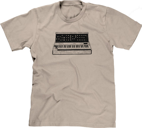 Vintage Synthesizer T-Shirt