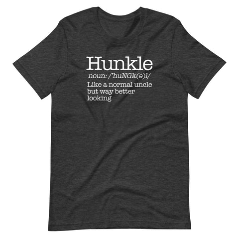 Hunkle Definition T-Shirt (Unisex)