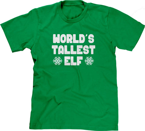 World's Tallest Elf T-Shirt