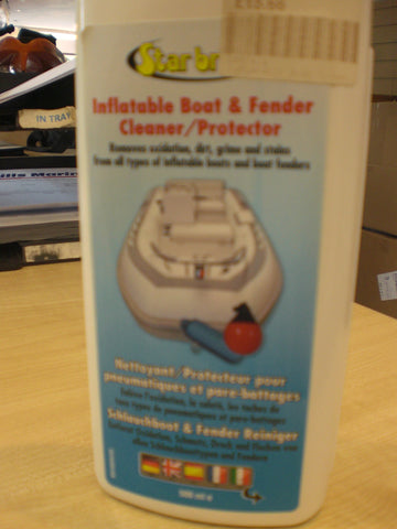 Inflatable Boat & Fender Cleaner SB83416