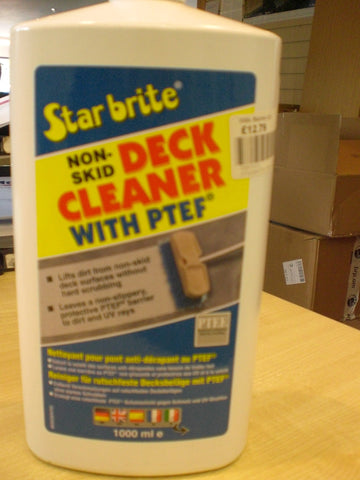 Non-Skid Deck Cleaner with PTEF SB85932