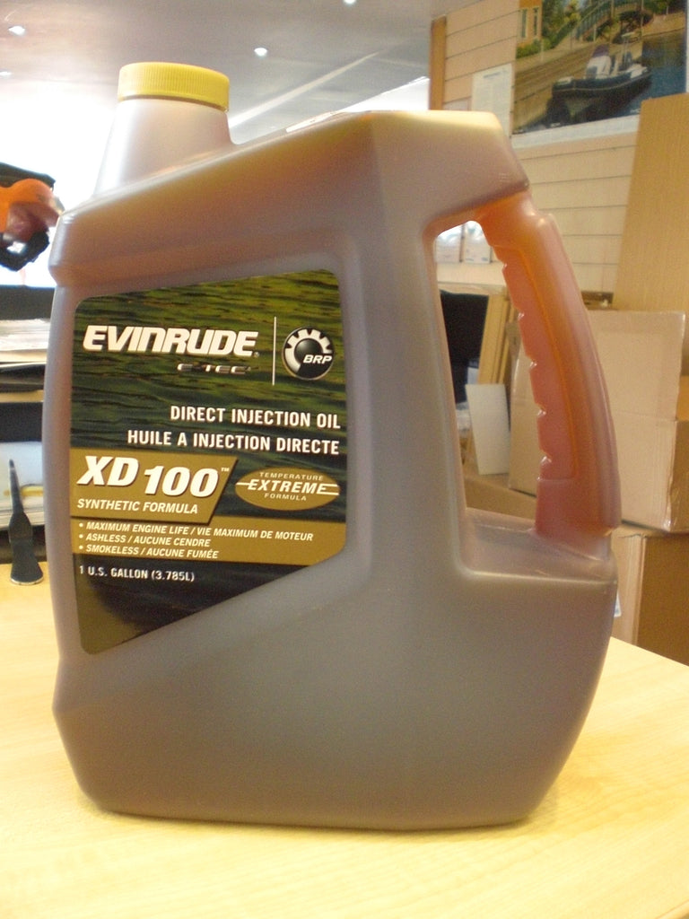 Evinrude Johnson ETEC Direct Injection Oil 0764357