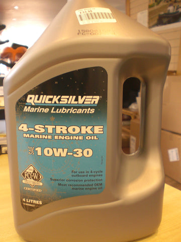 Quicksilver 4-stroke Engine Oil 92-8M0086221