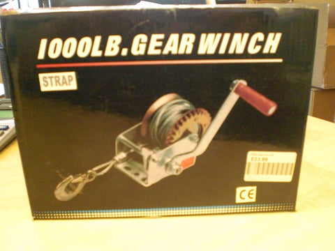 Gear Winch 1000LB - MMS1960