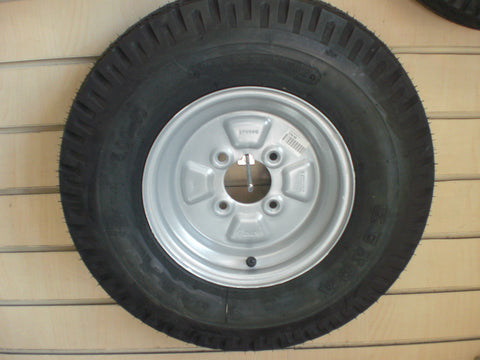 Trailer Wheel MMS470