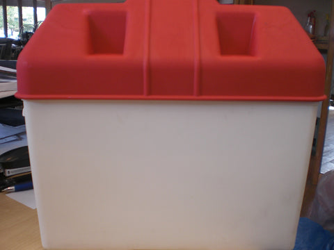 Battery Box - MMS814