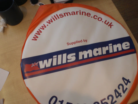PROP COVER WILLS MARINE - PC70300