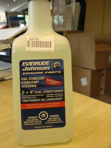 Evinrude Johnson Fuel Stabilizer 0766210