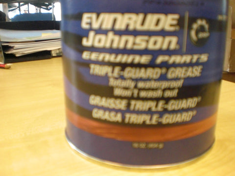 Evinrude Johnson Triple Guard Grease 0775777