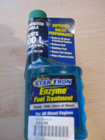 Star Tron Enzyme Fuel Treatment SB93108