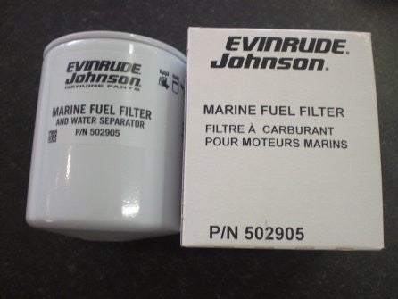 Evinrude Johnson Fuel Filter 0502905