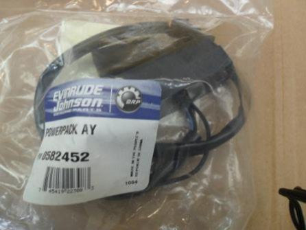 Evinrude Johnson Powerpack Assembly 0582452