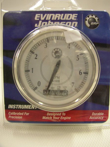 Evinrude Johnson Tachometer Gauge 0776579 Wills Marine
