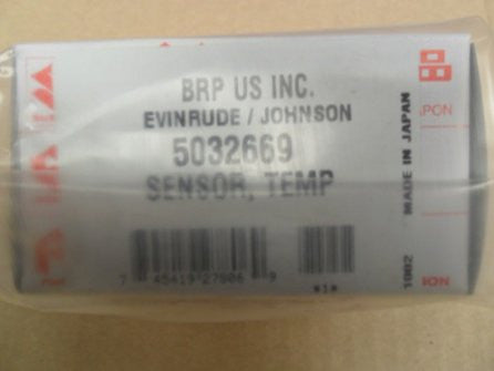 Evinrude Johnson Sensor CYL Temp 5032669