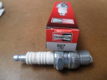 Evinrude Johnson Champion Spark Plug L78C 0502893