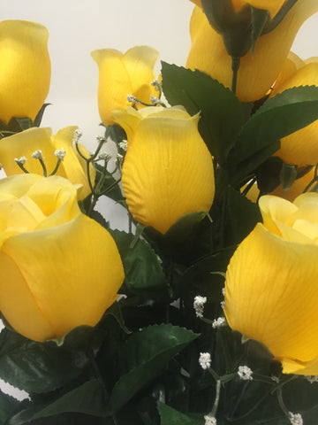 Premium Yellow Rose Bush