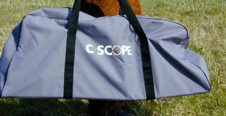 C.Scope Soft Holdall Bag - Cable Detector Calibration & Sales