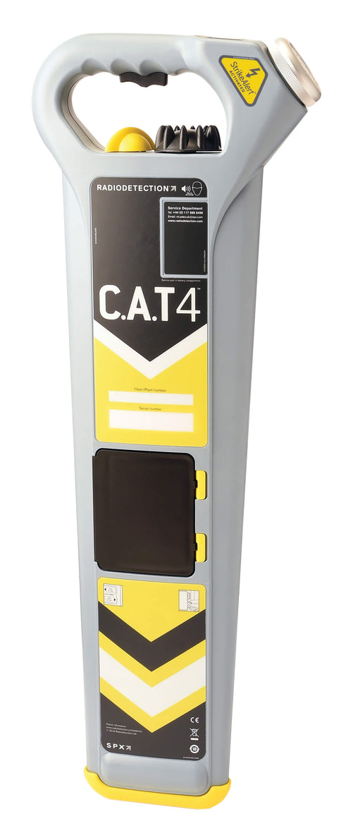 Radiodetection CAT4 with StrikeAlert Cable Detector