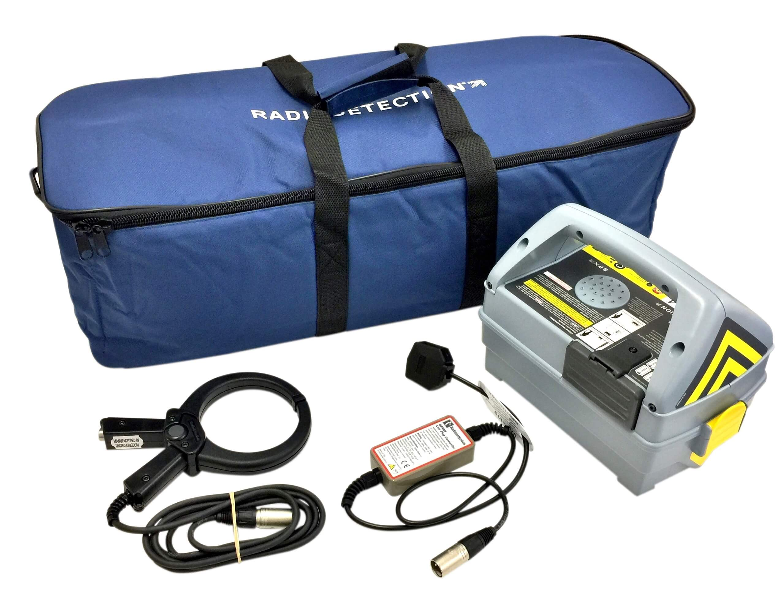 Radiodetection Genny4 Electricians Accessory Pack