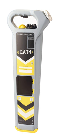 Radiodetection eCAT4+ with StrikeAlert Cable Detector
