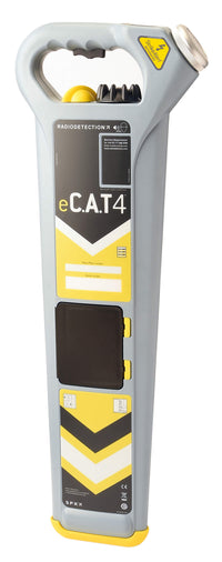 Radiodetection eCAT4 with StrikeAlert Cable Detector