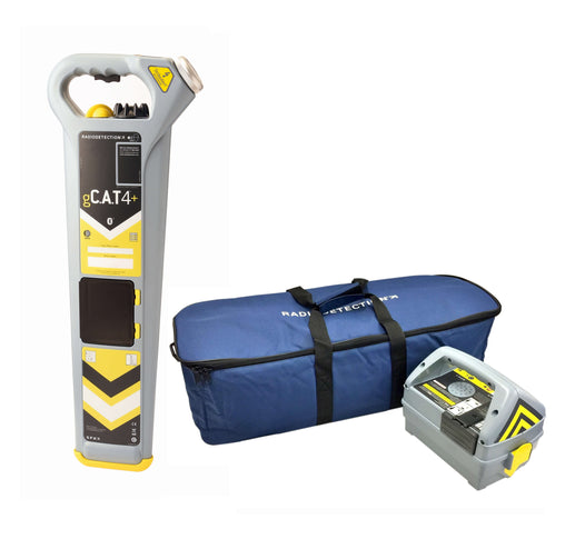 Radiodetection gCAT4+ Kit with Genny4 and Bag