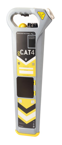 Radiodetection gCAT4 with StrikeAlert Cable Detector